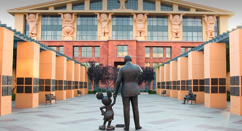 Disney wrote the book on Inbound Marketing by it's vision to 'make people happy'