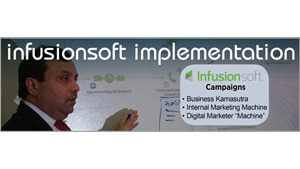 Infusionsoft Implementation