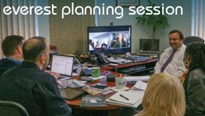 Everest Planning Session