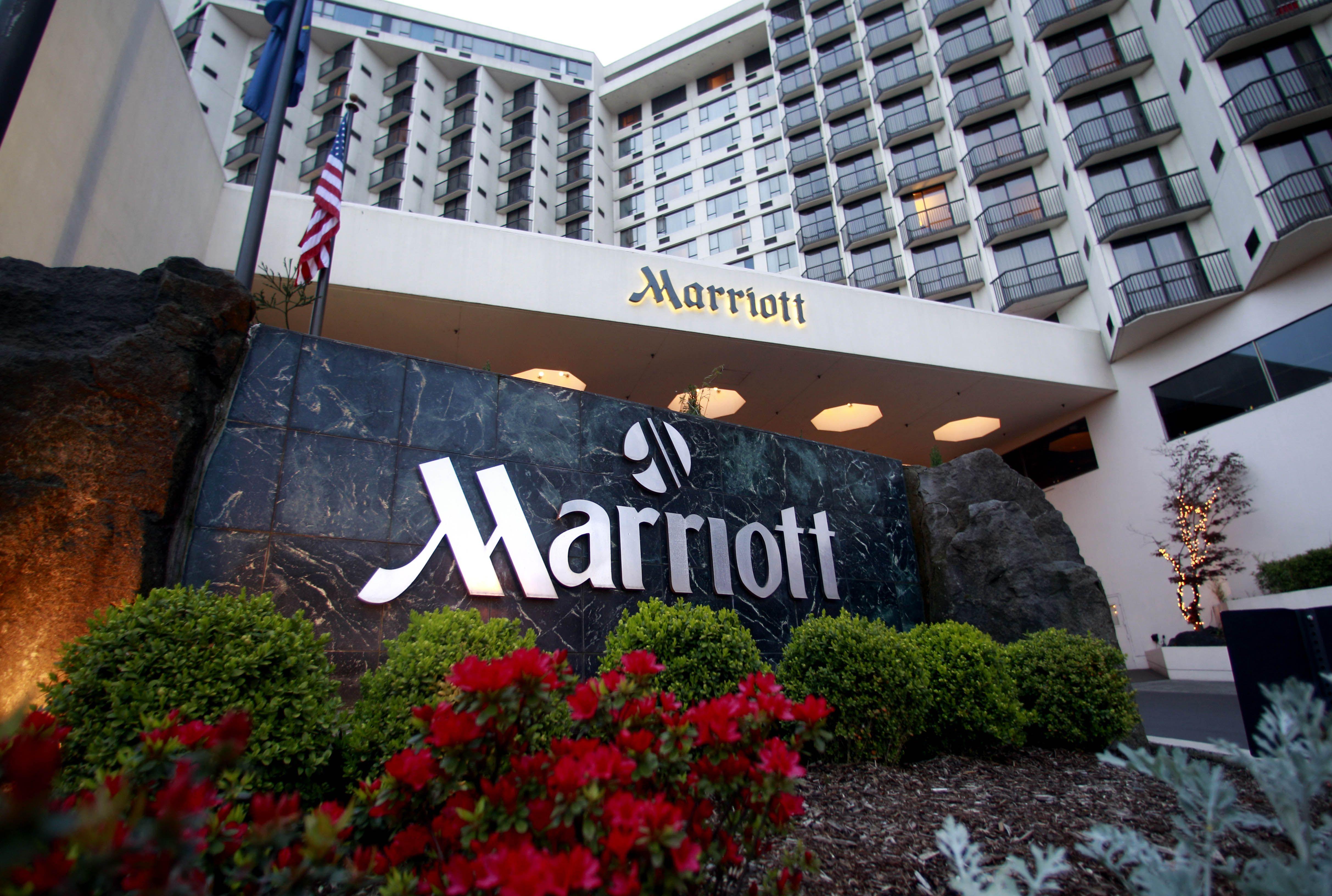 Marriott's commitment to Inbound Marketing through being unforgettable and effortless.