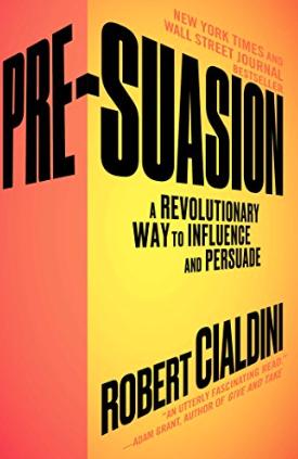 Presuasion book