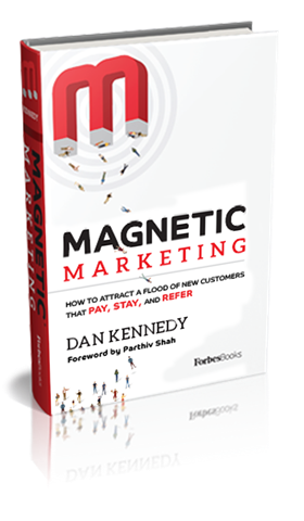 magnetic marketing book cover PVS