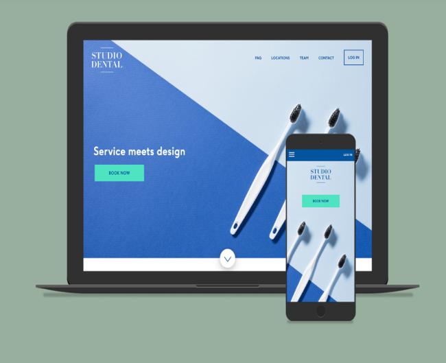 studiodental website