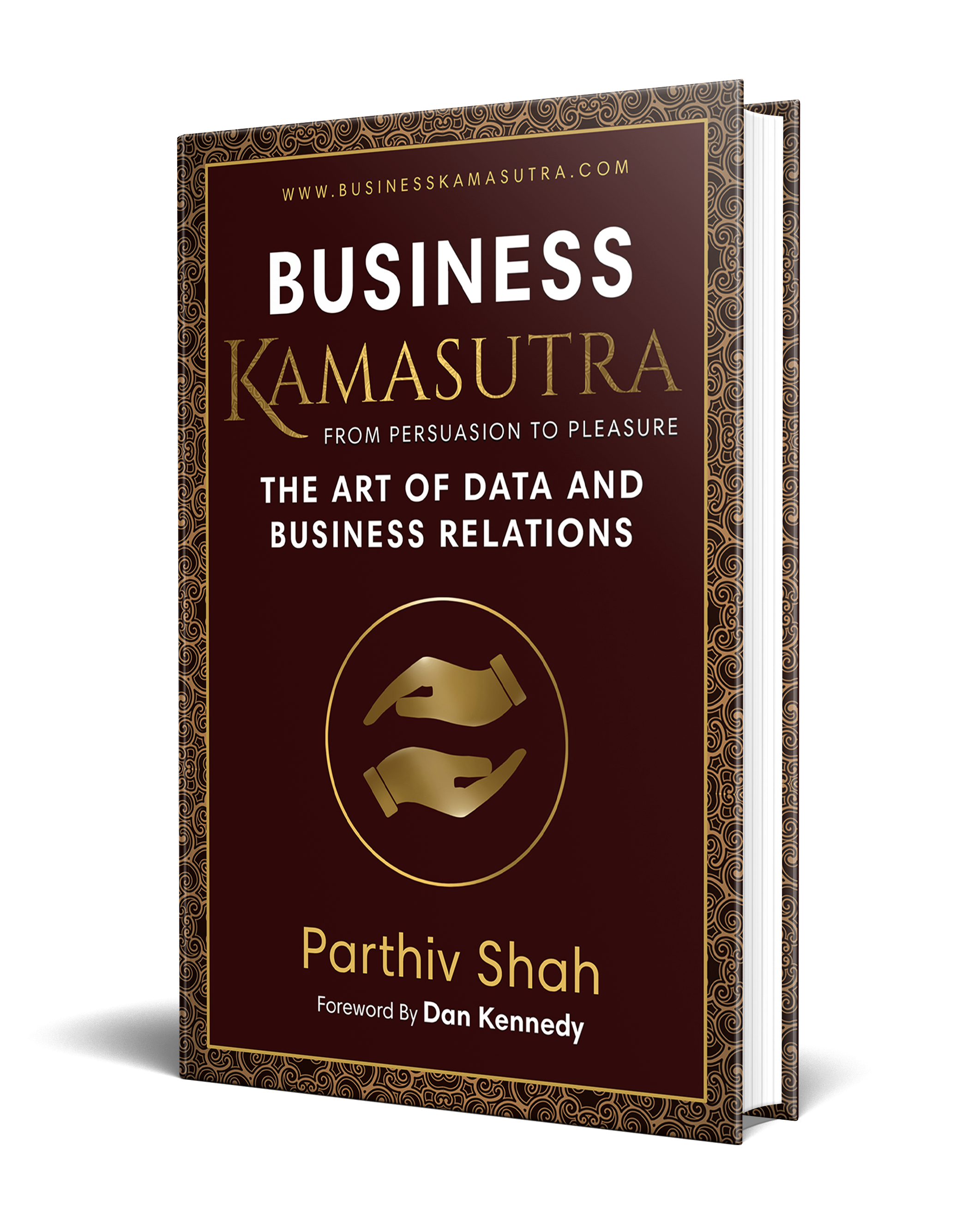 Business Kamasutra book by Parthiv Shah