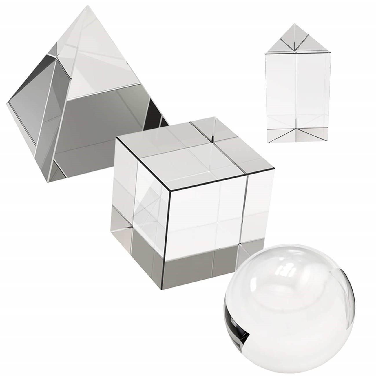 4 crystals