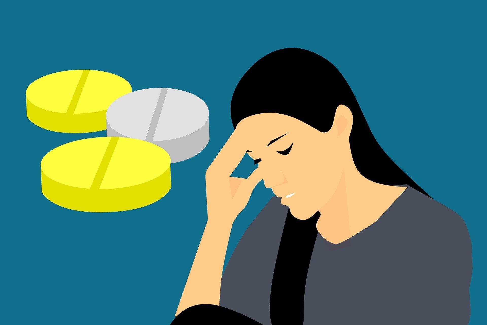 migraine pixabay